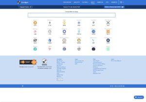 Coinspot App interface