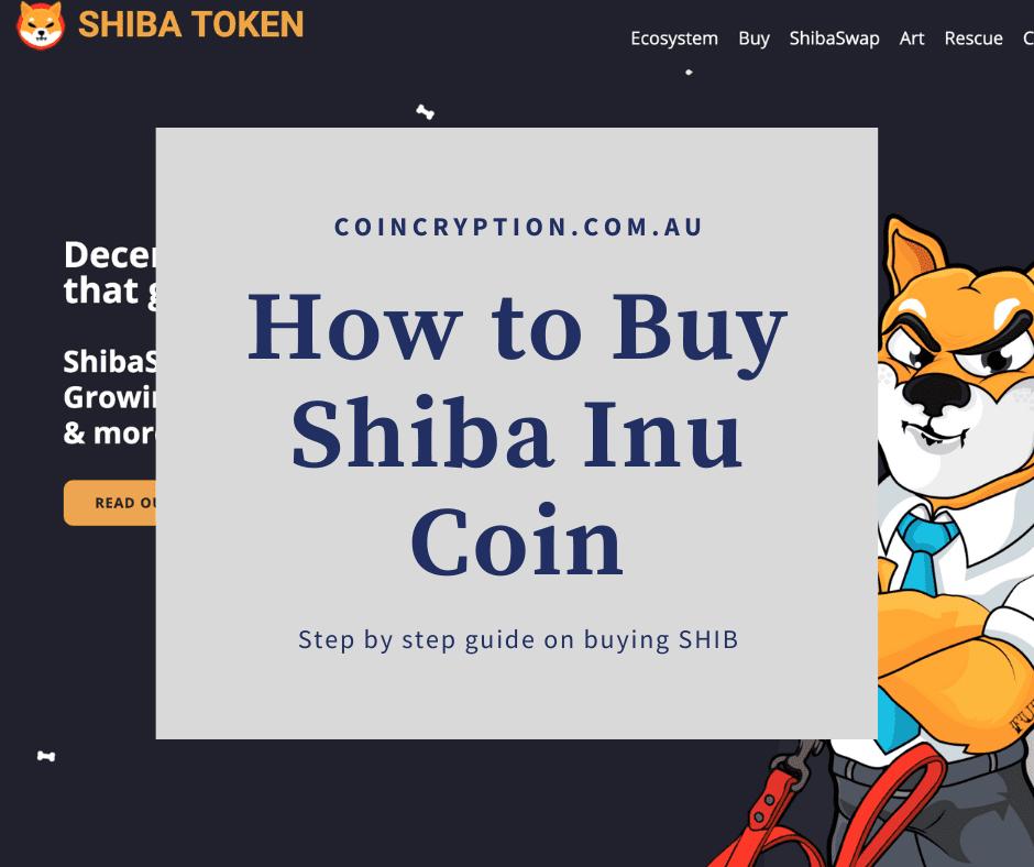 Buy SHIB