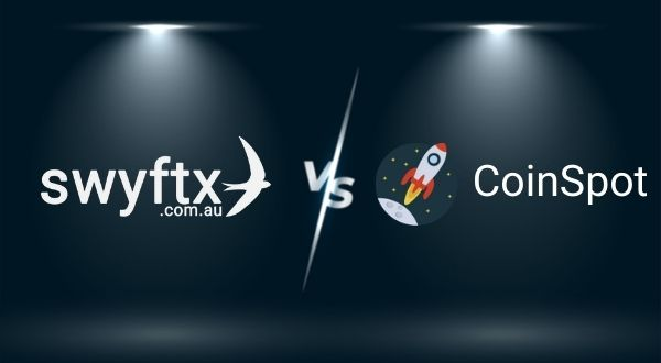 CoinSpot vs Swyftx Featured Image
