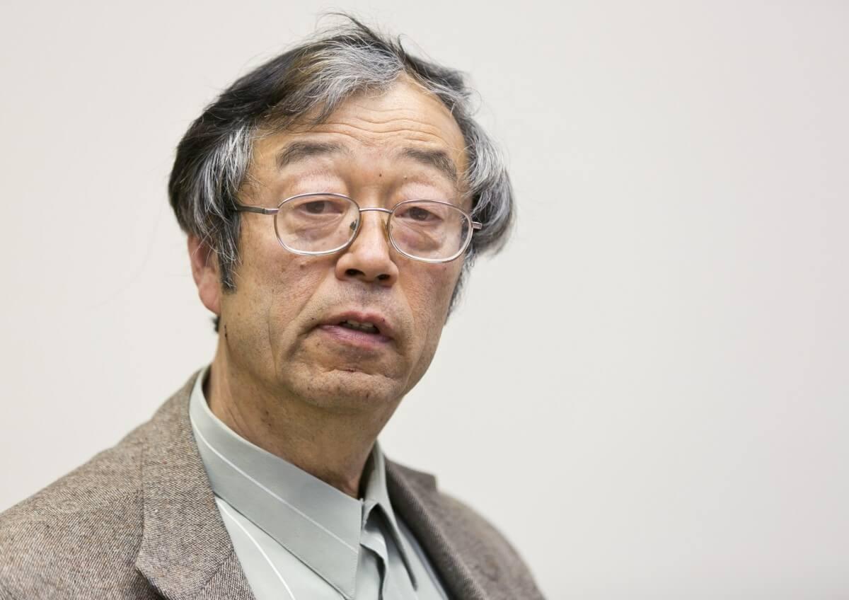 An image of Dorian Nakamoto