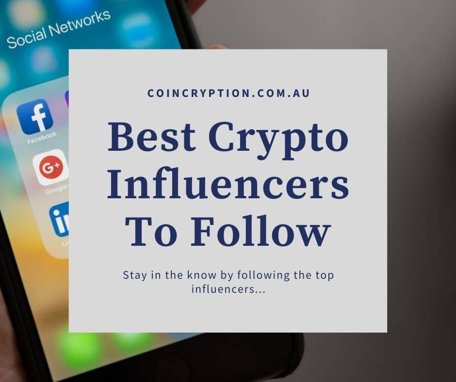 Best Crypto Influencers To Follow