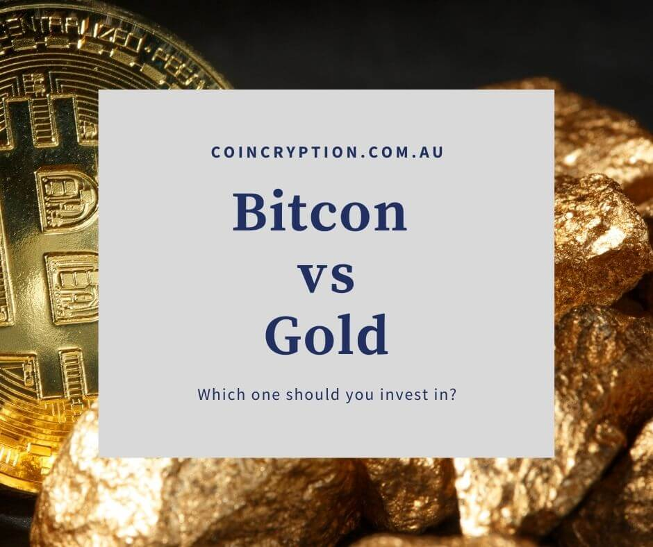 Bitcoin vs Gold featured image