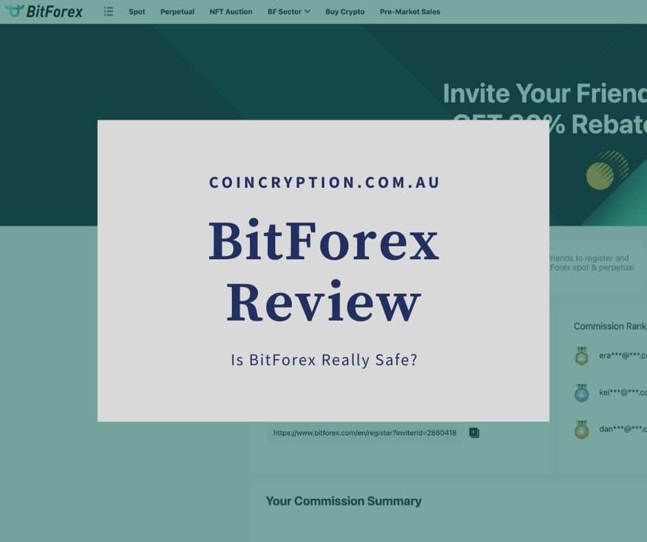 BitForex Review image
